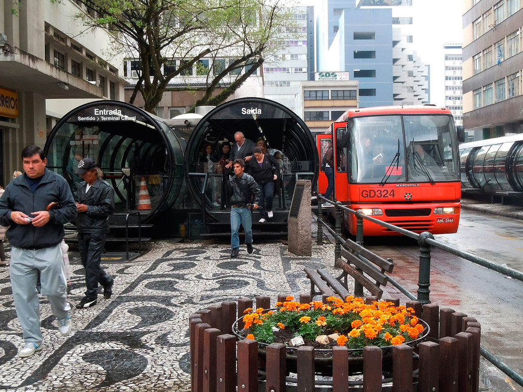 urban innovations in curitiba a case